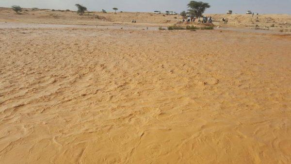 Floods in Somlia, May 2016. Photo copyright: Maryama Dayib