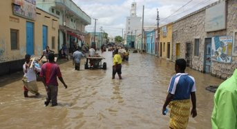 Somalia – Thousands Displaced as Shabelle River Overflows