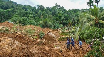 EU Steps Up Assistance to Victims of Tropical Storm Roanu in Sri Lanka