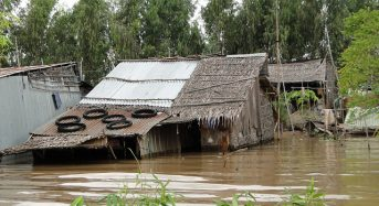 Vietnam – Days of Heavy Rain Cause Flooding and Landslides in North