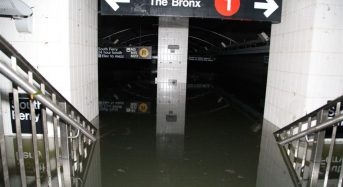 How to Save Underground Railways From Climate Change Flooding
