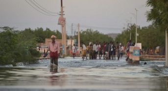 Somalia – 30,000 in Need of Food and Drinking Water After Flooding