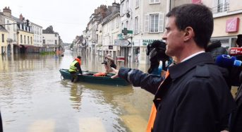 France Floods – 1 More Dead, Levels of the Seine Rise in Paris