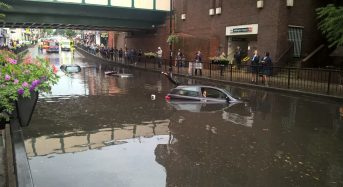 UK – Flash Floods Highlight Need for Business Flood Insurance Cover, Says RMS