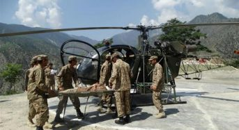 Pakistan – Over 30 Feared Dead After Floods in North