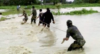 India – 480 People Killed in Floods Since June