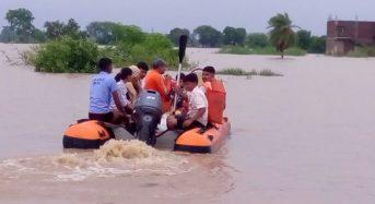 India – Over 20 Killed in Madhya Pradesh Floods