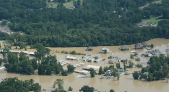 USA – 8 Dead, 40,000 Homes Damaged in Louisiana Floods