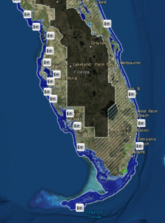 florida sea levels
