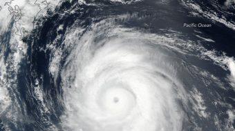 Japan – 11 Dead After Typhoon Lionrock Causes Floods and Landslides