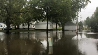 USA – Severe Flooding in 3 Midwestern States, 2 Dead in Wisconsin