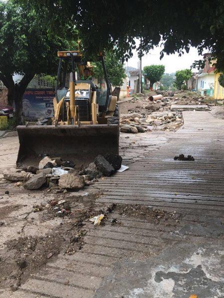 Civil protection in Chiapas