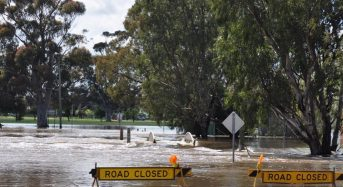 Australia – 100s Evacuated as Lachlan River Overflows in New South Wales