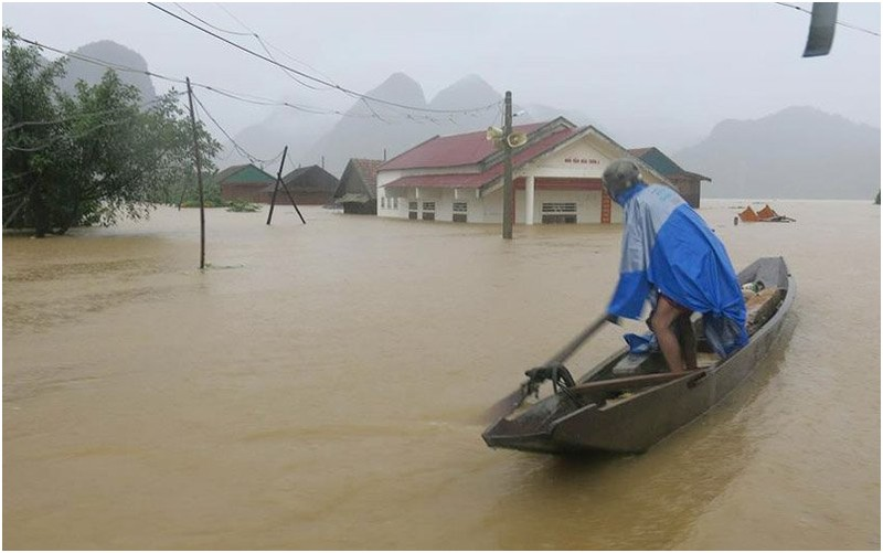 Vietnam – Further Flooding in Central Provinces Leaves 2 ...