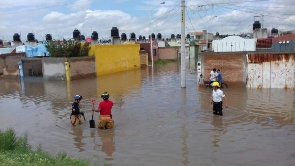 Floods in Durango, 29 to 30 September, 2016. Photo: Government of Durango