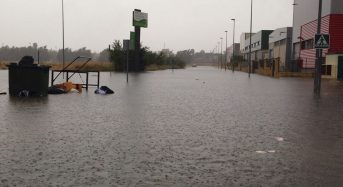 Spain – Deadly Floods in Andalusia, 120mm of Rain in 24 Hours