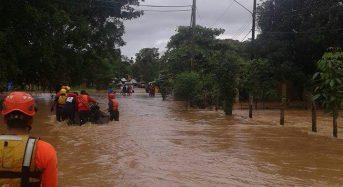 Central America – 1 Dead, 1000s Evacuated as Floods Affect Nicaragua, El Salvador, Honduras and Panama