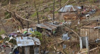 Haiti – 140,000 Still Homeless After Hurricane Matthew