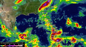 NASA Monitors Rainfall Totals From Hurricane Matthew