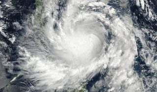 Philippines – Typhoon Sarika Prompts 40,000 Evacuations