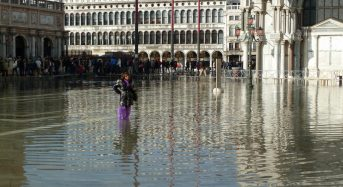 Is Enough Being Done to Protect European Cultural Heritage Resources From Flood Risk?