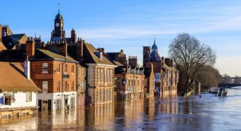 UK – New Research Finds High Risk of Unprecedented Rainfall