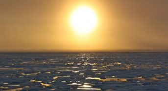 Arctic Tipping Points Put Planet at Risk