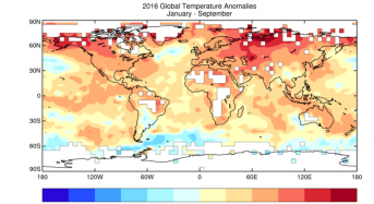 World Set for Hottest Year on Record – World Meteorological Organization