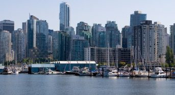 Canada – Vancouver Sets Out Sea Level Rise Strategy