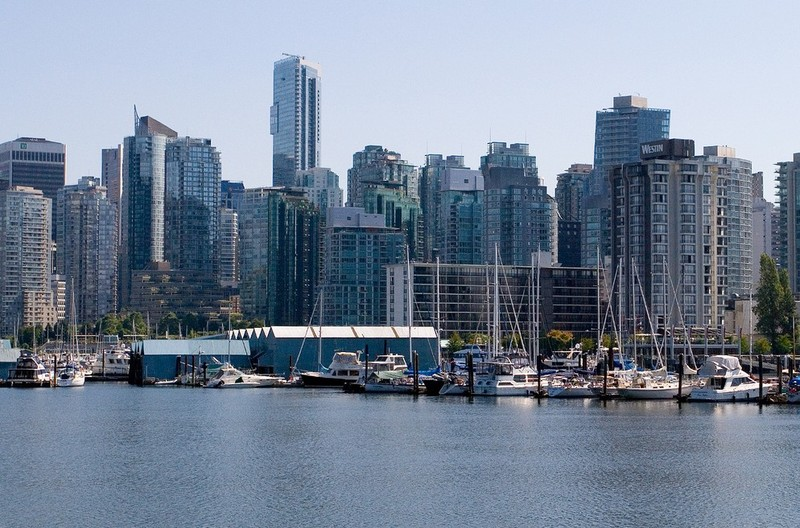 Vancouver. Photo: Moody Man / Flickr, under CC BY-NC 2.0