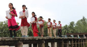 Children Take the Lead in Cyclone Early Warnings in Bangladesh