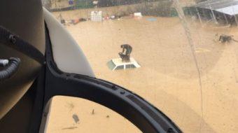 Spain – Torrential Rain and Floods Leave 2 Dead