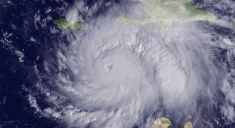 First Above-Normal Atlantic Hurricane Season Since 2012 Produced Five Landfalling U.S. Storms