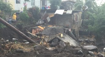 Eastern Caribbean – Houses Destroyed as Rains Trigger Floods and Landslides