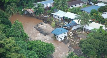 French Polynesia – 100 Homes Destroyed, Airport Closed After Flooding in Tahiti and Moorea