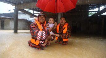 Malaysia – 25,000 Evacuate Floods in Terengganu and Kelantan