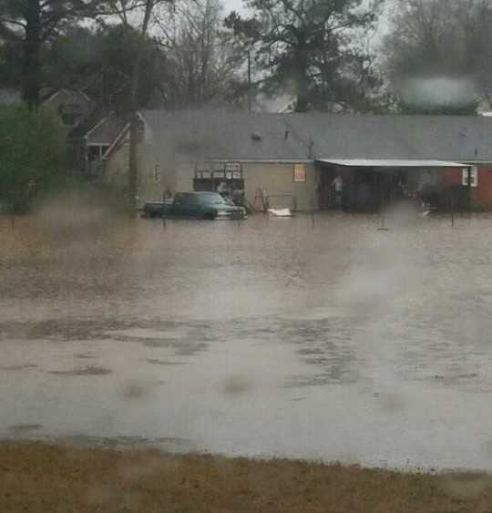 USA – Floods in Florida and Alabama as Storms Sweep Across ...