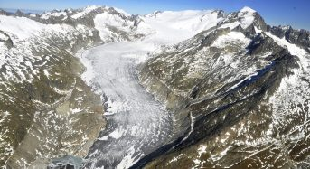 World's Vanishing Glaciers Put Millions at Risk