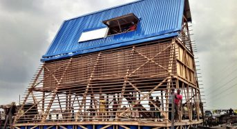 Floating Architecture – Makoko Floating School