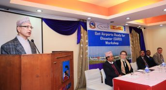 Nepal's Airports Prepare for Future Natural Disasters