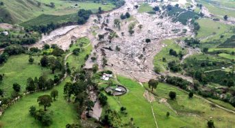 Colombia – Floods in Cundinamarca and Huila Leave 1 Dead and 2,000 Displaced