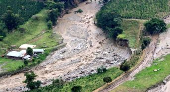 Colombia – 11 Departments Hit by Heavy Rain, Floods and Landslides