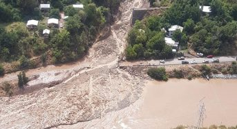 Chile – 3 Dead, 19 Missing After  Floods and Landslides in North and Central Regions
