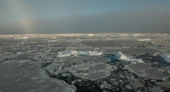 Arctic Saw Smallest Winter Sea Ice Coverage on Record in 2017