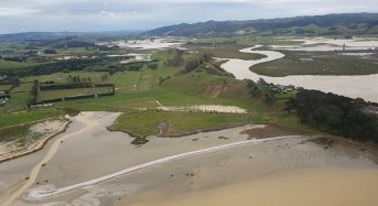 New Zealand – Over 300 Homes Damaged as More Flooding Hits North Island