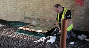 UK – BRE Group Launches Flood Resilient Home, Hopes to Reduce Insurance Premiums
