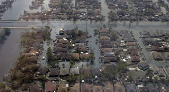 USA – After Katrina, Flood-Prone New Orleans Learns to Live With Water