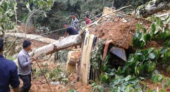 Indonesia – 6 Killed in Floods and Landslides in West Sumatra