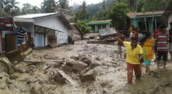 Indonesia – Floods Damage 100s of Homes in Aceh