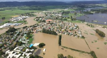 Australia and New Zealand – More Rivers Overflow After Ex-Cyclone Debbie Rainfall